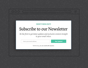 Plugin Popup cho WordPress - ConvertPlus - 25