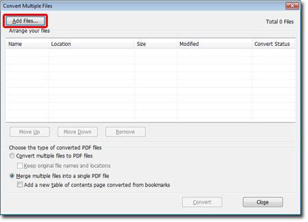 Cách ghép 2 file pdf thành 1 trong Foxit reader mới nhất 2020 4
