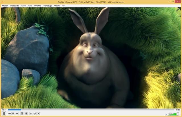Phần mềm xem video VLC Media Player