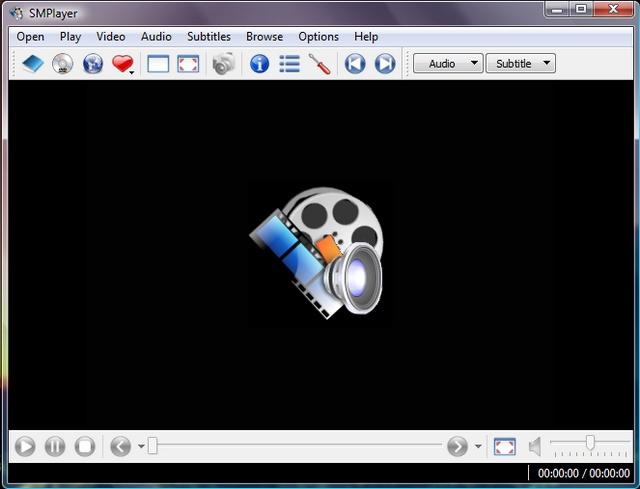Phần mềm xem video SMPlayer