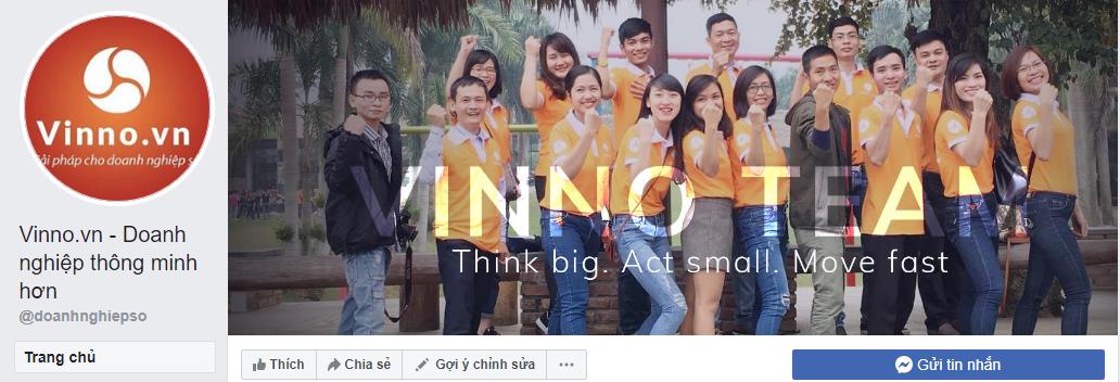 Kích thước ảnh đại diện fanpage facebook