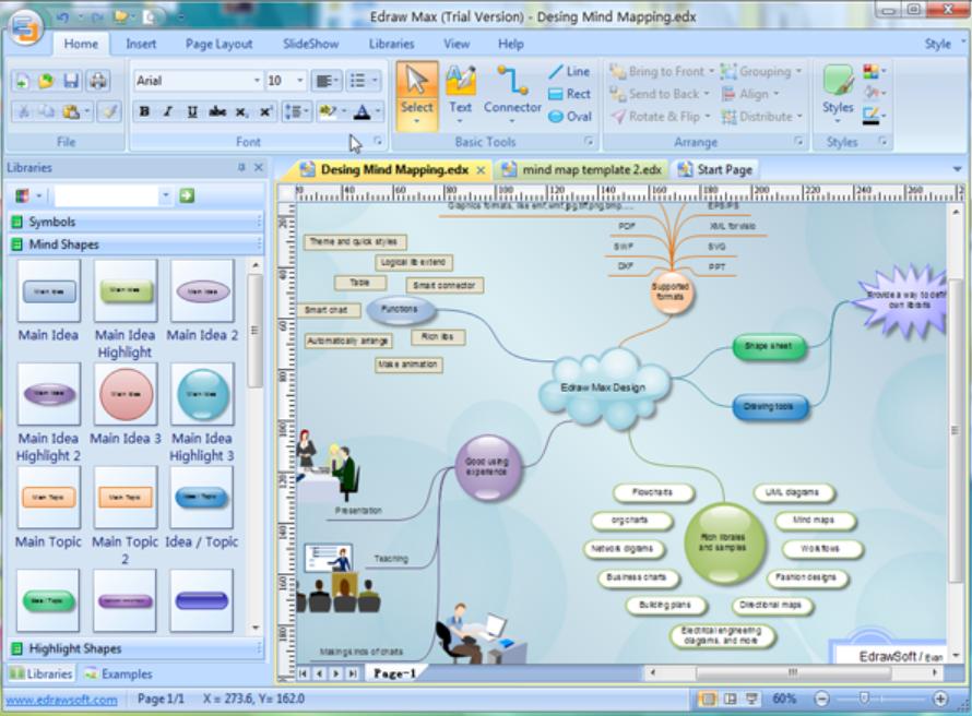 Tổng hợp phần mềm vẽ Mindmap (Sơ đồ tư duy) tốt nhất 2020 3