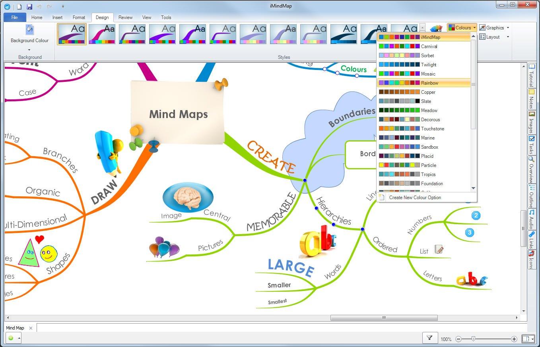 Tổng hợp phần mềm vẽ Mindmap (Sơ đồ tư duy) tốt nhất 2020 5