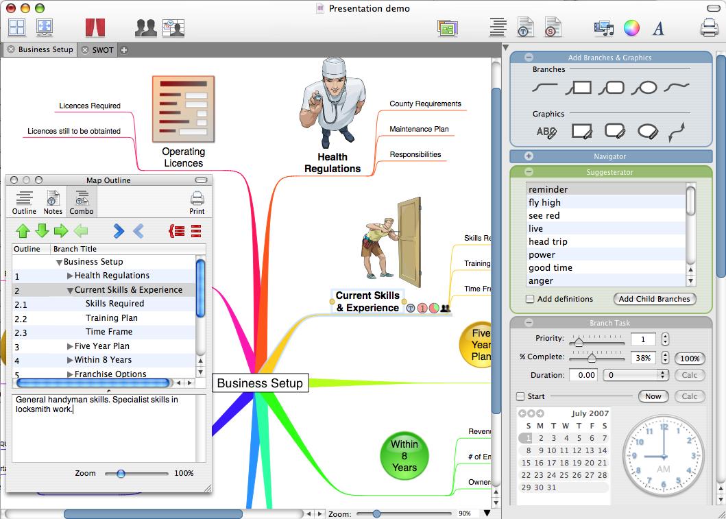 Tổng hợp phần mềm vẽ Mindmap (Sơ đồ tư duy) tốt nhất 2020 7