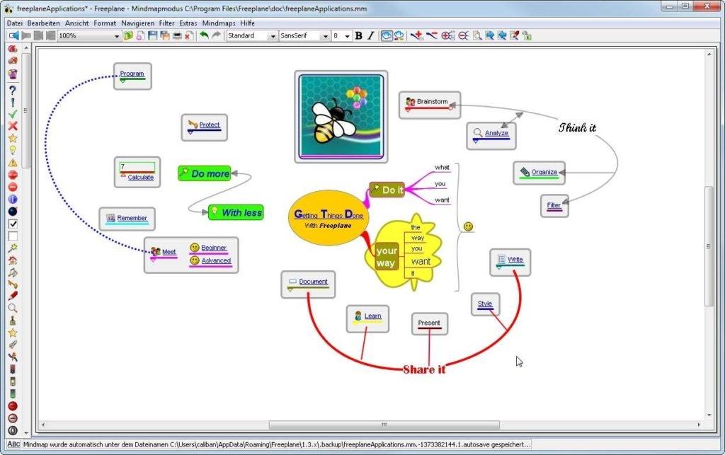 Tổng hợp phần mềm vẽ Mindmap (Sơ đồ tư duy) tốt nhất 2020 12