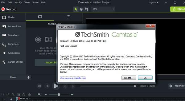 Chia sẻ Key bản quyền & Link Download Camtasia Studio 2021 4