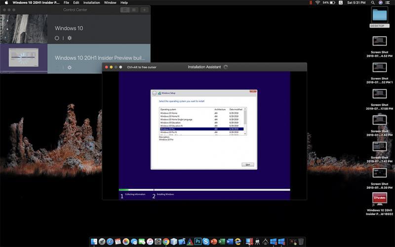 Key Parallels Desktop 15.1.3.47255 mới nhất 2020 và hướng dẫn cài đặt 9