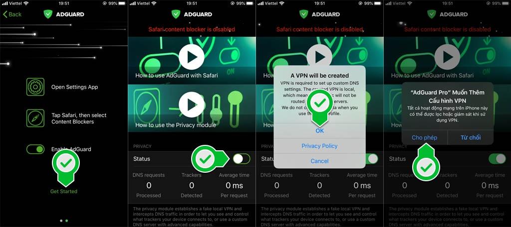 Hướng dẫn chặn cập nhật ios mới nhất trên iphone, ipad 2020 4