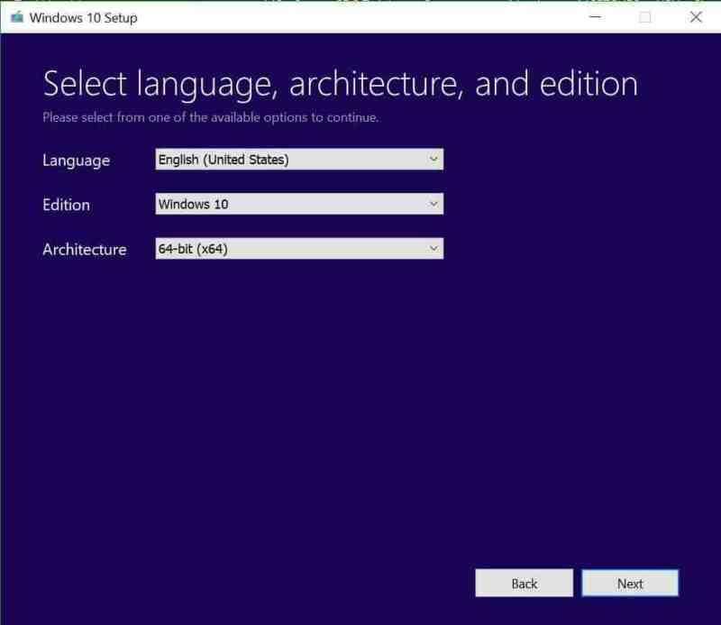 Download Windows 10 ISO offline 10