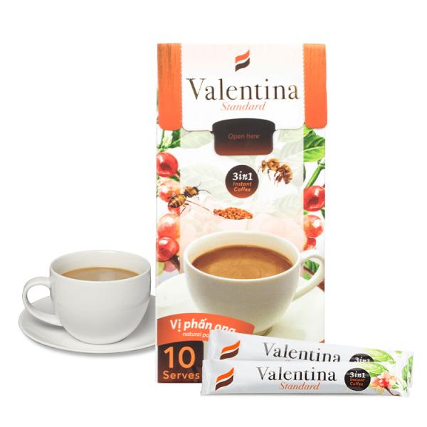 Cà Phê Sữa Valentina Honee Coffee - 160g