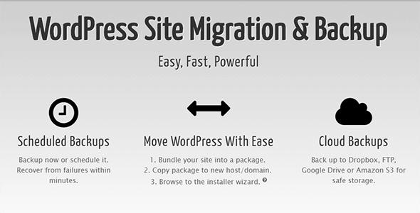 plugin backup wordpress