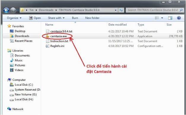 Chia sẻ Key bản quyền & Link Download Camtasia Studio 2020