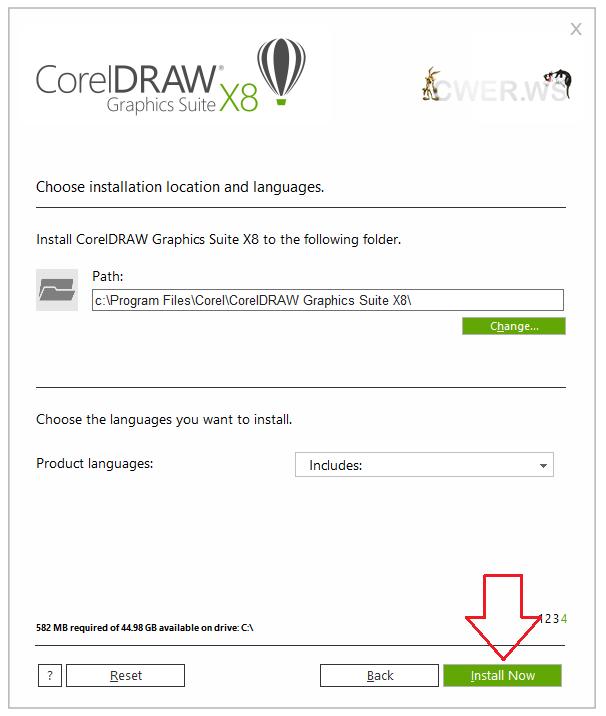 CorelDRAW X8 Full