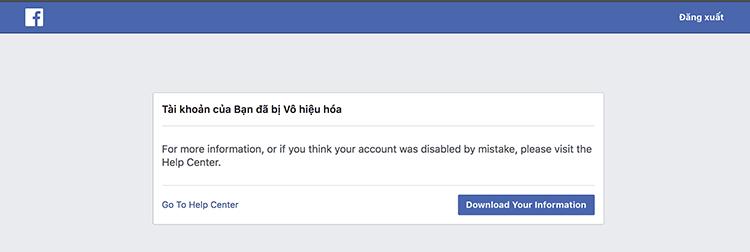 Liên hệ tổng đài Facebook