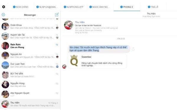 Hướng dẫn cách khai thác SIMPLE FACEBOOK tăng LIKE cho Fanpage