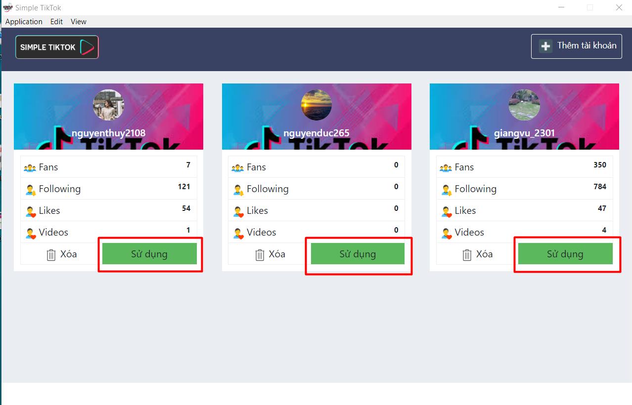 Phần mềm Simple TikTok là gì? Phần mềm TĂNG FOLLOW đầu tiên tại Việt Nam
