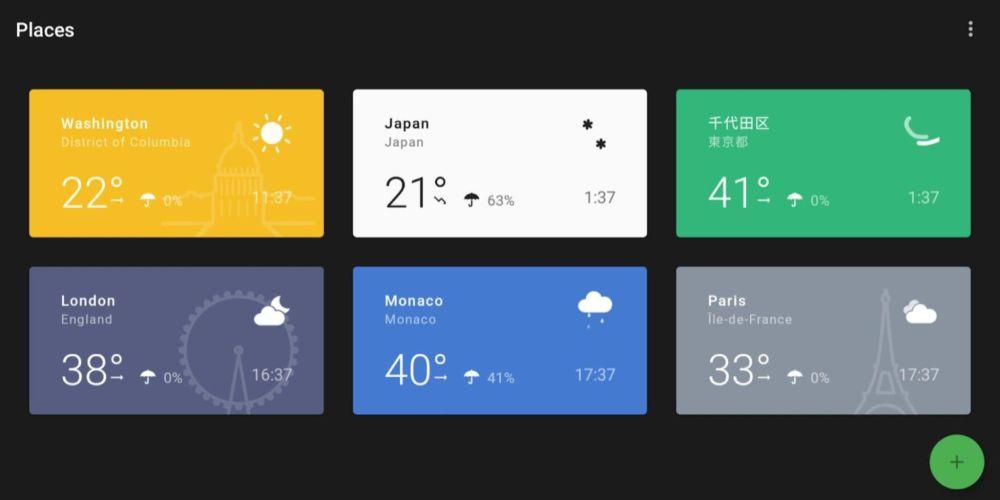 [Tổng hợp] 15+ phần mềm dự báo thời tiết tốt cho thiết bị Android và iOS 3