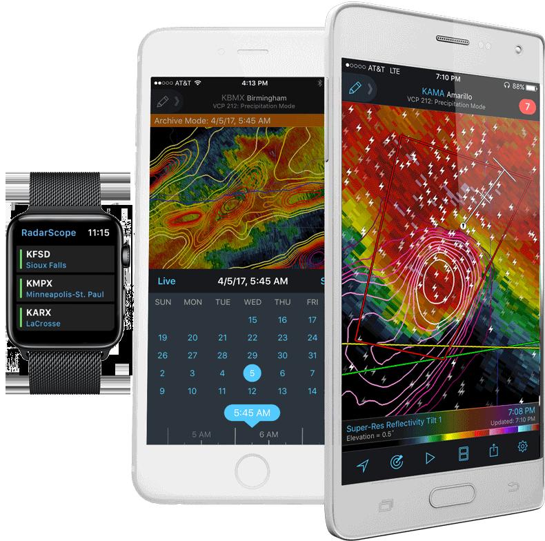 [Tổng hợp] 15+ phần mềm dự báo thời tiết tốt cho thiết bị Android và iOS 13