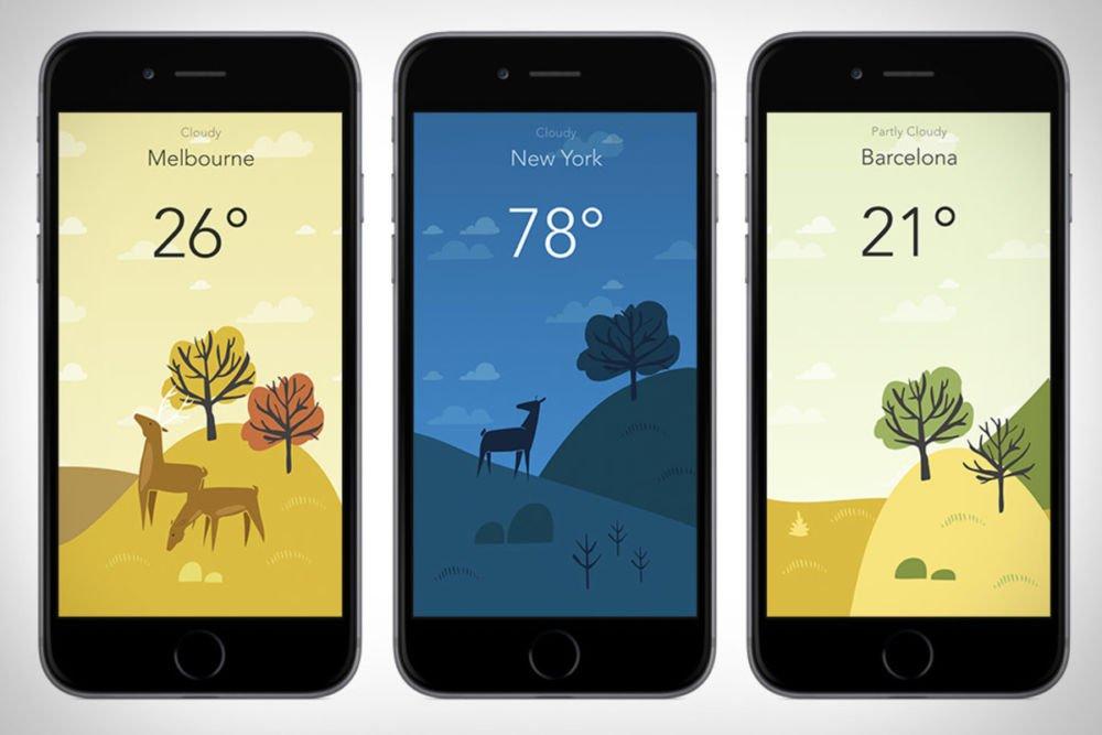 [Tổng hợp] 15+ phần mềm dự báo thời tiết tốt cho thiết bị Android và iOS 6