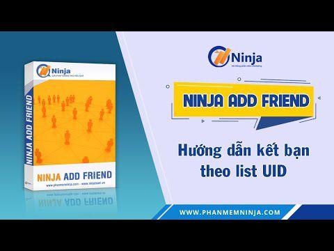 [Tổng hợp] 20+ Phần mềm tự động kết bạn hàng loạt trên Facebook tốt nhất hiện nay