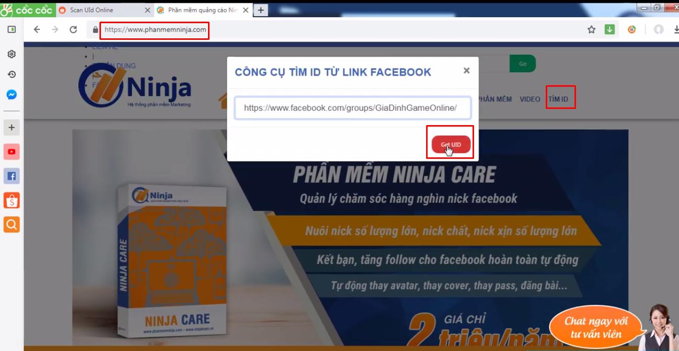 TOP 10 Phần mềm quét UID Facebook miễn phí tốt nhất hiện nay 2020