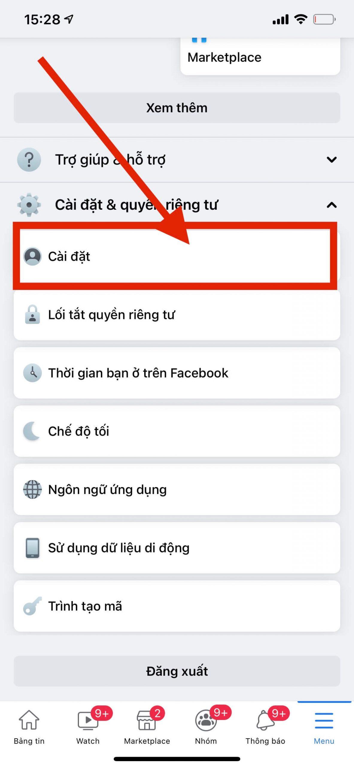 Hướng dẫn cách bật chế độ theo dõi trên Facebook