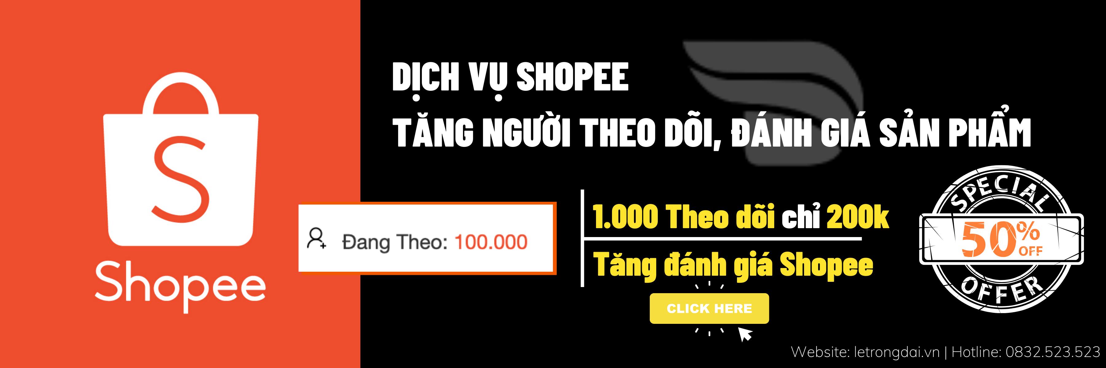 Dịch Vụ Shopee