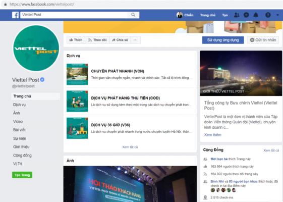 cách lấy thông tin khách hàng qua facebook
