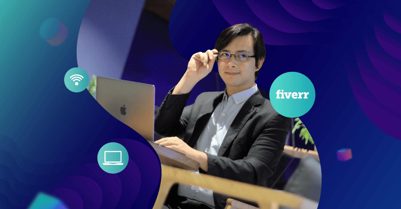 Khóa học trở thành Freelancer chuyên nghiệp - Kiếm 0 mỗi tháng với công việc freelancer trên nền tảng Fiverr (người mới bắt đầu hoặc đã có kinh nghiệm vẫn học được)