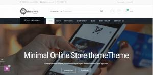 TOP 20 Theme bán hàng WordPress Woocommerce chuẩn SEO