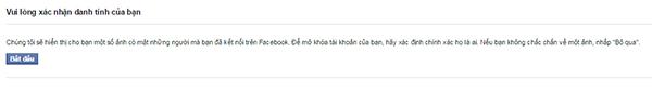 cách mở tài khoản facebook bị khóa tạm thời