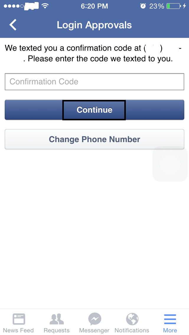 cách phê duyệt đăng nhập facebook