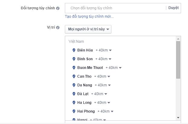 Cách tạo tệp khách hàng facebook hàng tiềm năng để quảng cáo Facebook hiệu quả