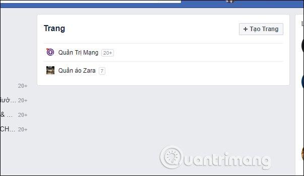 cách xóa quản trị viên trên facebook