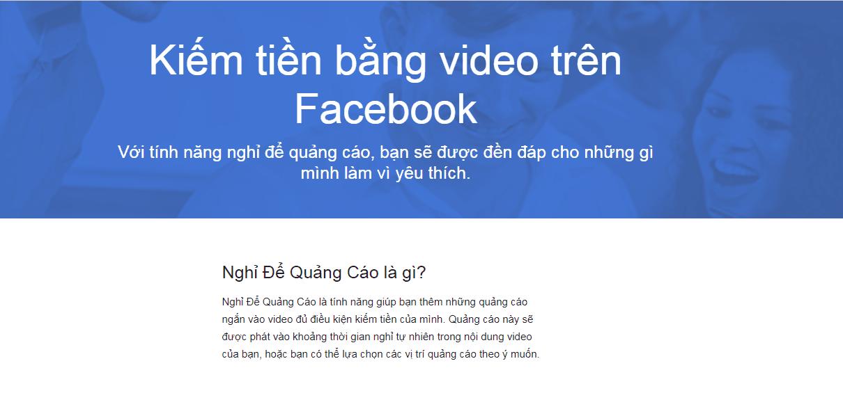 Huong Dan Dang Video Len Facebook Kiem Tien 1