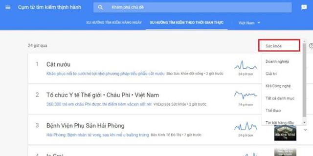 hướng dẫn sử dụng google trends