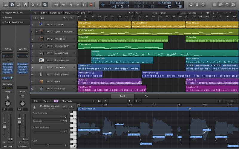 phần mềm thu âm trên máy tính