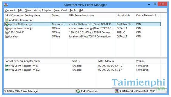 softether vpn client