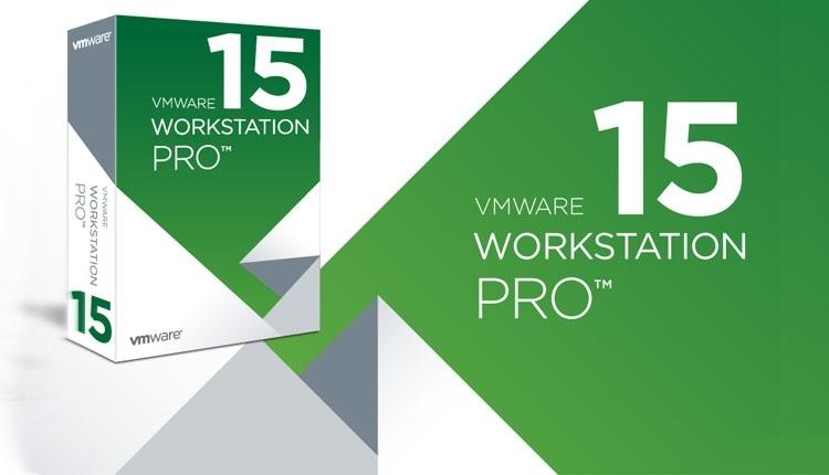 Vmware Workstation 15 14
