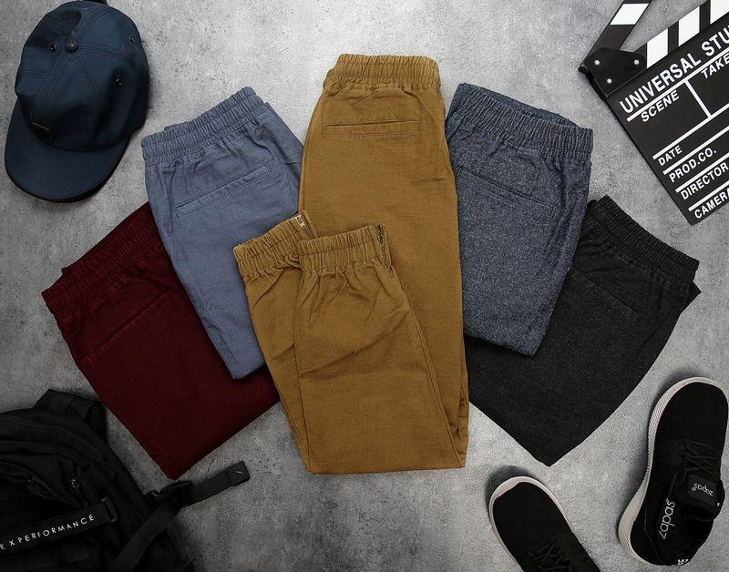 xưởng chuyên sỉ quần áo nam