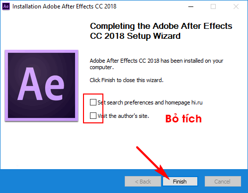 adobe after effect cc 2018