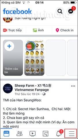 Cach Khoa Facebook Tam Thoi Tren Dien Thoai 16