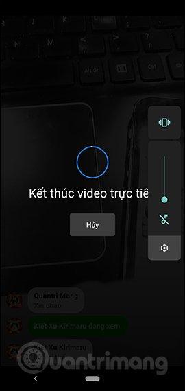 cách live stream video có sẵn trên facebook