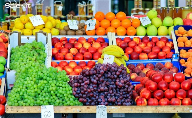 kinh doanh nước ép trái cây online