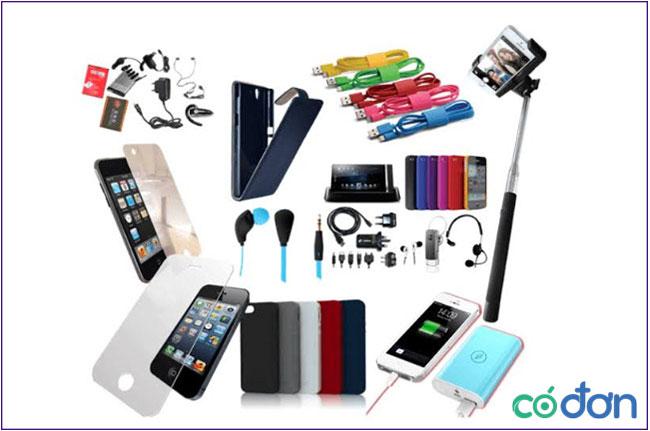 kinh doanh phụ kiện điện thoại online