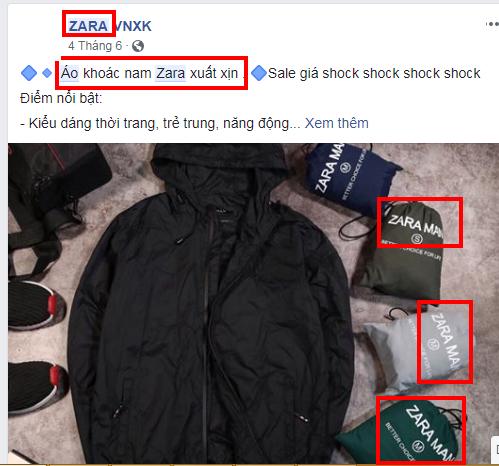 những từ bị cấm trong quảng cáo facebook
