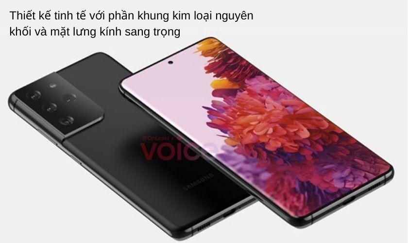 Pin Samsung Galaxy S21 Co Gi Khac Biet So Voi The He Truoc 1 Min