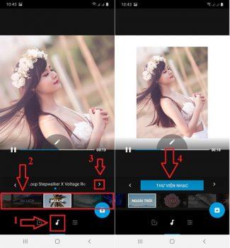 cách làm video tik tok bằng hình ảnh