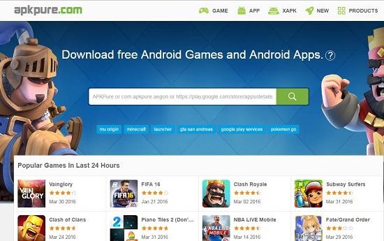 download file apk từ google play tren pc