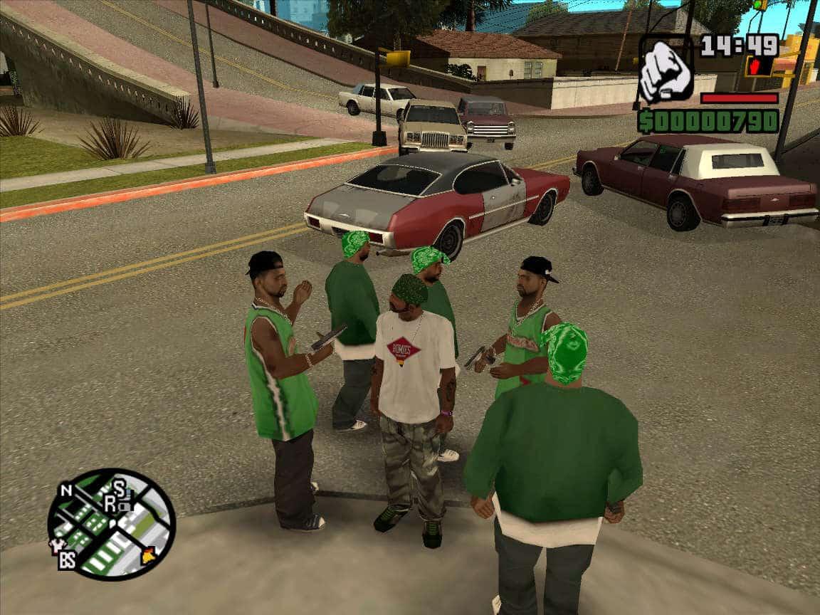 Download Gta San Andreas Full 7